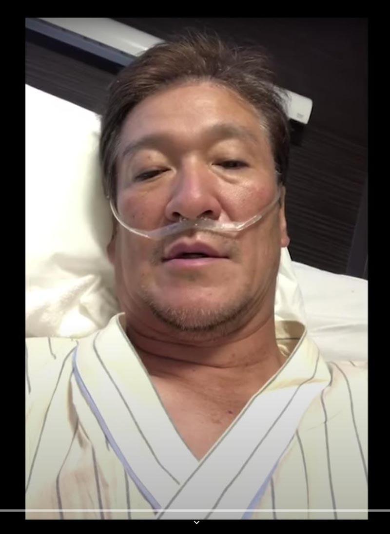 片岡篤史,コロナウイルス,感染,入院,応援